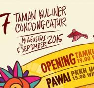 Festival Kesenian Yogyakarta (FKY) 2015