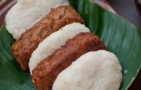 Jadah Tempe, Makanan Tradisional