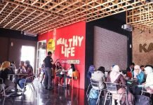 Kalimilk jogja - Cafe Hang Out