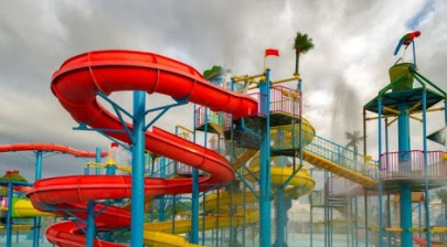 Jogja Bay Adventure Pirates Waterpark!