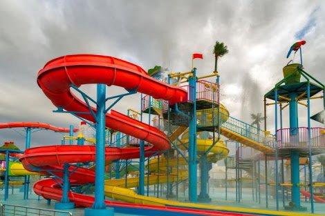 Jogja Bay Adventure Pirates Waterpark!
