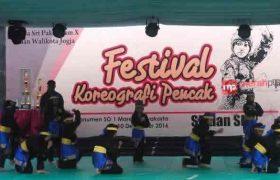 Festival Koreografi Pencak