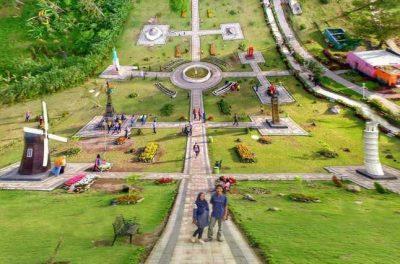 Tiket The World Landmark Merapi Park