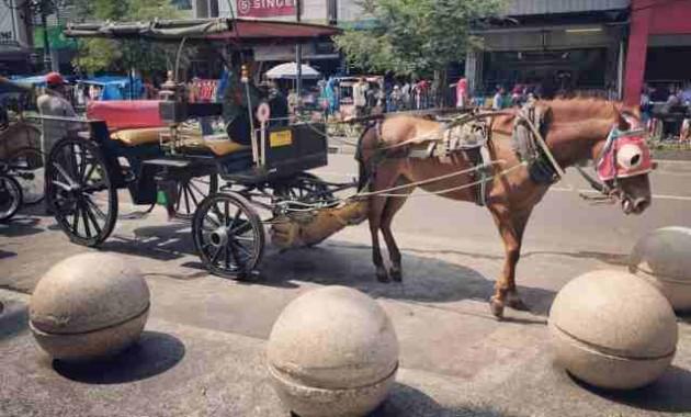 Wong Yogya Wajib Tahu, Malioboro Bebas Kendaraan Bermotor Besok