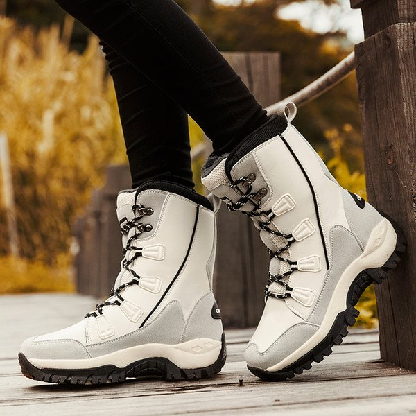 Hiking Boots Outfits for This Winter