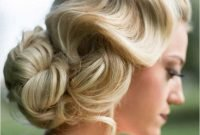Vintage Waves Bridal Hair2