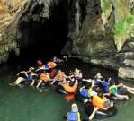 Wisata adventure Gua Pindul