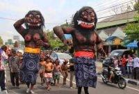 Bekakak, upacara adat di Ambarketawang