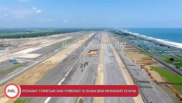 New Yogyakarta International Airport (NYIA)