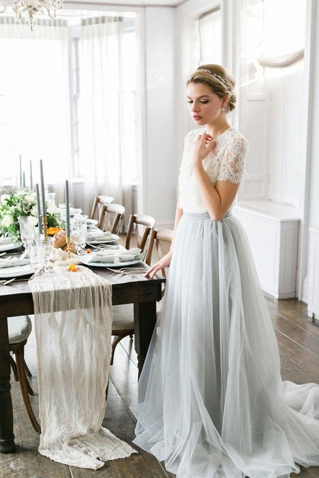 Tulle Wedding Skirt