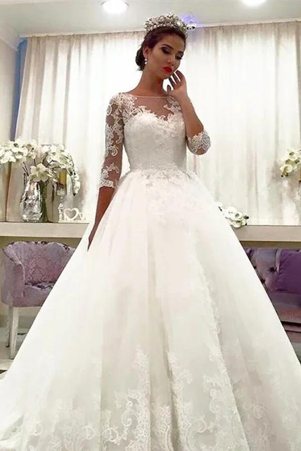 Wedding Dresses Ball Gown