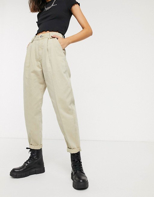 Slouchy Pants and Jeans Outfits to Try