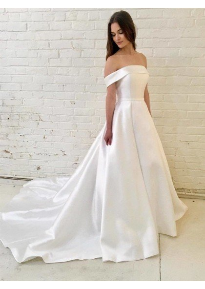 Where to Find Cheap Wedding Dresses